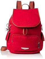 Kipling Womens City Pack S Kc Backpack FLAME Scarlet