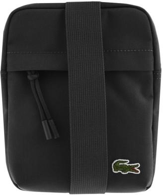 Lacoste Vertical Camera Bag Black