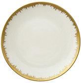 Kim Seybert Opal Golden Brushstroke Charger Plate