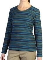 Exofficio Techspressa Stripe Shirt - UPF 15+, Long Sleeve (For Women)