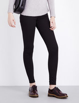 7 For All Mankind The Skinny super-skinny mid-rise jeans