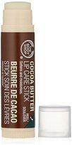 The Body Shop Cocoa Butter Lip Care Stick, 0.14 Ounce