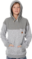 Billabong Kids Boys 38 Degrees South Pop Hood Grey