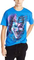 FEA Men's Insane Clown Posse ICP Barbed Wire Jester T-Shirt