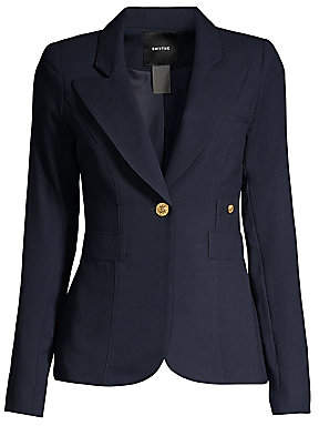 Smythe Women's Duchess Wool Blazer