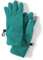 Classic Girls 100 Fleece Gloves-Ivory Confetti