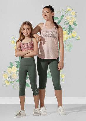 Lorna Jane Lotus 3/4 Tight - Tween