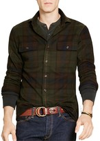 Polo Ralph Lauren Plaid Classic Fit Button Down Shirt