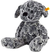 Steiff Large Taffy Dog, Mottled Grey