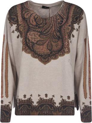 Etro Paisley Sweater