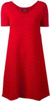 Twin-Set flared dress - women - Viscose/Polyester/Polyamide/Spandex/Elastane - S
