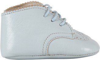 Gallucci Light Blue Shoes For Babykids