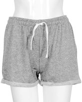 Short Pants,Doinshop Fashion Lady Summer Casual Beach High Waist Shorts (L, )