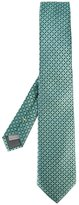 Canali geometric pattern tie - men - Silk - One Size