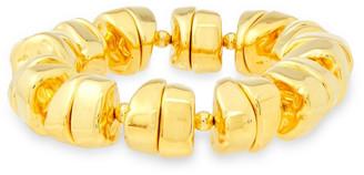 Kenneth Jay Lane 22-karat Gold-plated Bracelet