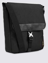 M&S Collection Scuff Resistant Cordura® Crossbody Bag