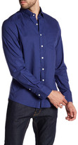 Gant Micro Dot Long Sleeve Regular Fit Sport Shirt