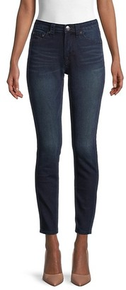 True Religion Halle Super T Mid-Rise Super Skinny Jeans
