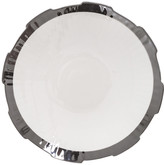 Diesel Machine Collection Soup Plate - Design 1 Silver
