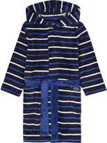 Joules Stripe print dressing gown 4-12 years