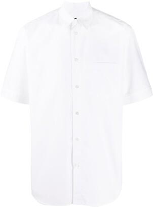 Stella McCartney Classic Short-Sleeve Shirt