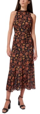 Sam Edelman Printed Fit & Flare Dress