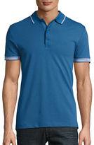 HUGO BOSS Short Sleeved Golf Polo Shirt