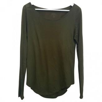 Polo Ralph Lauren Green Cotton Top for Women