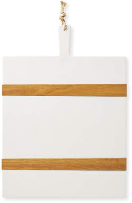 Serena & Lily Woodbury Serving Board - White