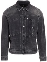 G Star Raw Faded Denim Jacket