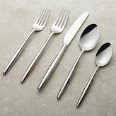 Crate & Barrel Facet 5-Piece Flatware Place Setting