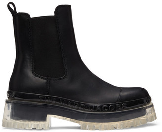Marc Jacobs Black The Step Forward Boots
