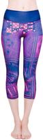 Vibrant Cirebon Essential Cropped Legging