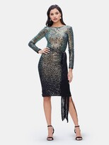 Thumbnail for your product : Dress the Population Caro Dress