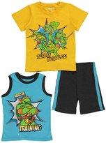 """Teenage Mutant Ninja Turtles TMNT Little Boys' """"Hero in Training"""" 3-Piece Set"""