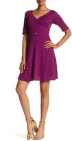 Plenty by Tracy Reese Lace Fit & Flare Dress