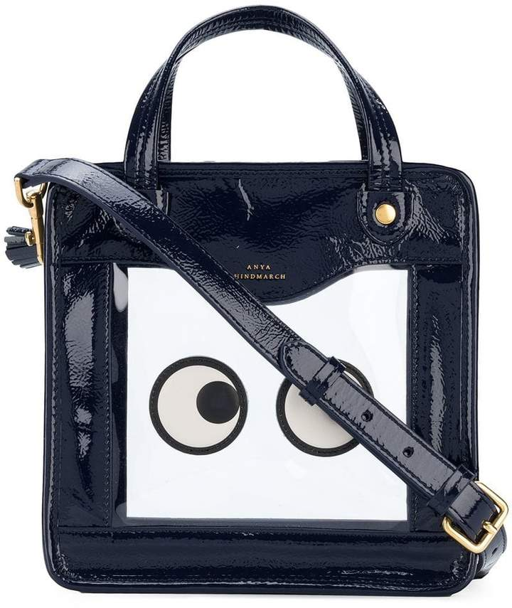 Anya Hindmarch rainy day eyes bag