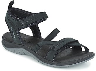 Merrell SIREN STRAP Q2 women's Sandals in Black