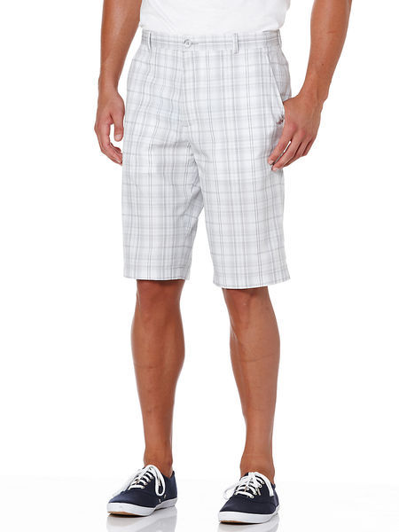 Perry Ellis Big and Tall Cotton Ombre Short
