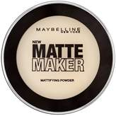 Maybelline New York Matte Maker Mattifying Powder