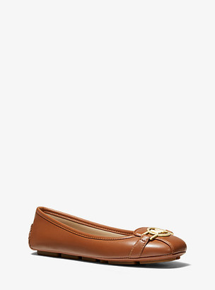 Michael Kors Tracee Leather Moccasin