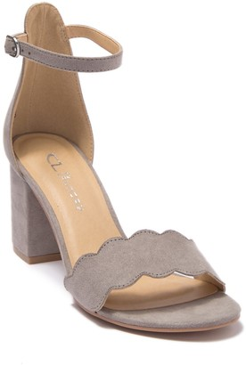 Jessica Simpson Cl By Laundry Jayne Block Heel Sandal