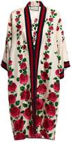 Gucci Le Jardin De Rose Coat