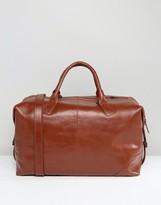 Royal Republiq Supreme Leather Holdall