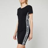 Armani Exchange Women's Short Sleeve Casual Dress