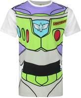 Disney Toy Story Buzz Lightyear Costume Men's T-Shirt (XL)