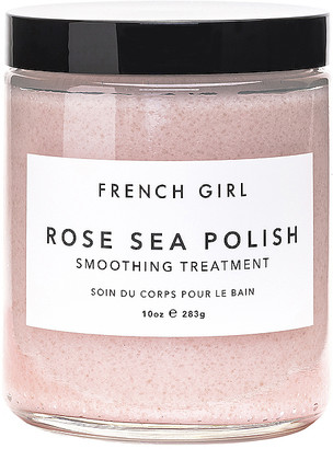 French Girl Rose Sea Polish Smoothing Treatment