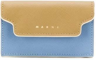 Marni logo stamp wallet