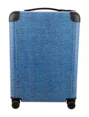 Louis Vuitton Epi Horizon 55 Suitcase Denim