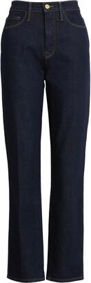 Frame Le Sylvie High Waist Slender Straight Leg Jeans